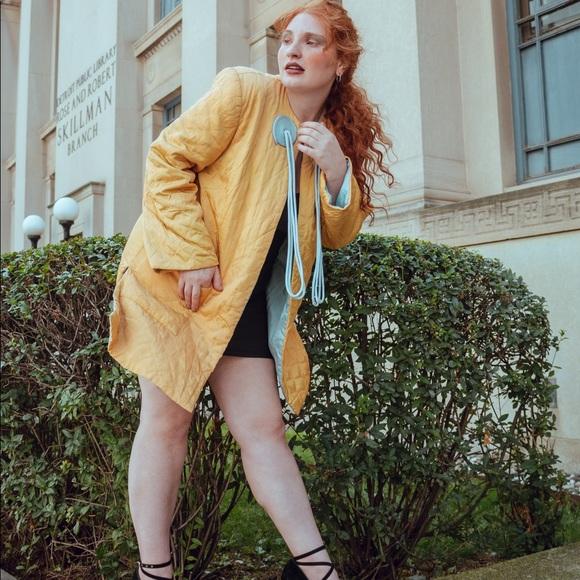 Vintage Jackets & Blazers - TRUE VINTAGE 1940s/1950s TEXTRON JACKET L